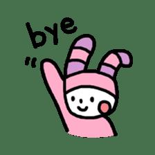 Kaburimono Friends sticker #634172