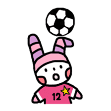 Kaburimono Friends sticker #634176
