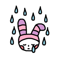 Kaburimono Friends sticker #634177