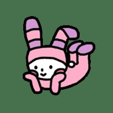 Kaburimono Friends sticker #634184