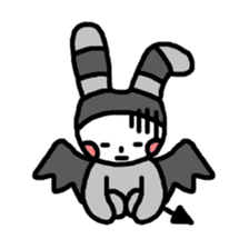 Kaburimono Friends sticker #634187