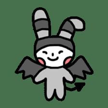 Kaburimono Friends sticker #634189