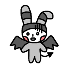 Kaburimono Friends sticker #634190