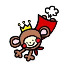 Kaburimono Friends sticker #634201