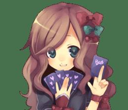 Mobile School -Legend of Fighting Girl- sticker #634466