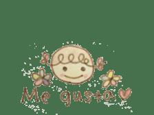 me gusuta !! sticker #635123