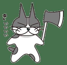 USHIKO of CAT sticker #635165