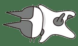USHIKO of CAT sticker #635170