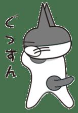 USHIKO of CAT sticker #635183
