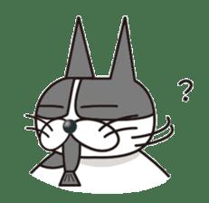 USHIKO of CAT sticker #635189