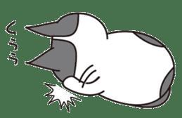 USHIKO of CAT sticker #635192