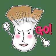 kimo-kinoko sticker #635282