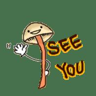 kimo-kinoko sticker #635284