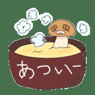 kimo-kinoko sticker #635293