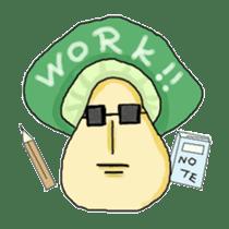 kimo-kinoko sticker #635306