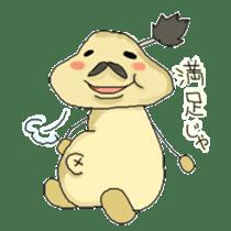 kimo-kinoko sticker #635307