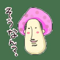 kimo-kinoko sticker #635308