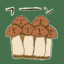kimo-kinoko sticker #635311