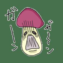 kimo-kinoko sticker #635312