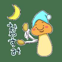 kimo-kinoko sticker #635318