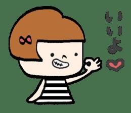 komame-chan2 sticker #635327