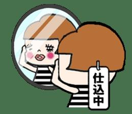 komame-chan2 sticker #635329