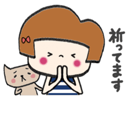 komame-chan2 sticker #635332