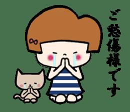 komame-chan2 sticker #635348