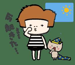 komame-chan2 sticker #635350