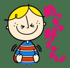 Osaka Tourism Supporters, Osaka Bob sticker #635365