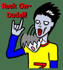 Zombie Bob sticker #635827