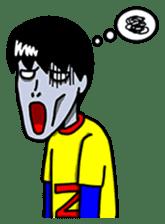 Zombie Bob sticker #635834