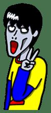 Zombie Bob sticker #635835