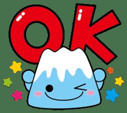 Fuji-chan sticker #636282