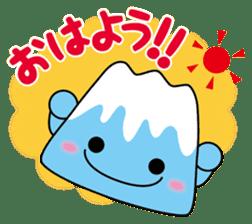 Fuji-chan sticker #636284