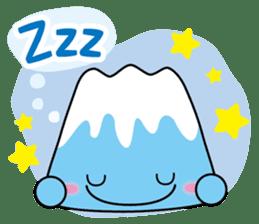 Fuji-chan sticker #636286