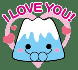 Fuji-chan sticker #636291