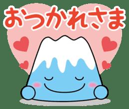 Fuji-chan sticker #636298