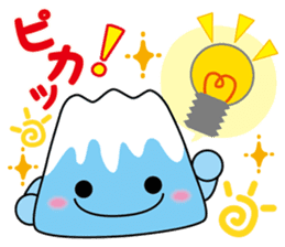 Fuji-chan sticker #636303