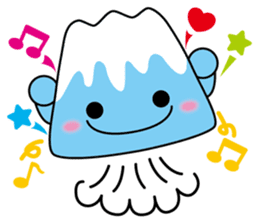 Fuji-chan sticker #636306