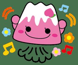 Fuji-chan sticker #636307