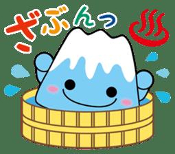 Fuji-chan sticker #636312
