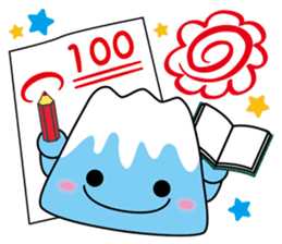 Fuji-chan sticker #636314