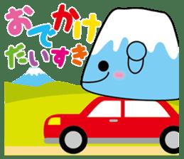 Fuji-chan sticker #636319