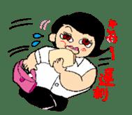 Marilyn Fat little sticker #636942