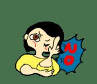 Marilyn Fat little sticker #636945