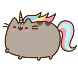 Pusheen the Cat sticker #637244