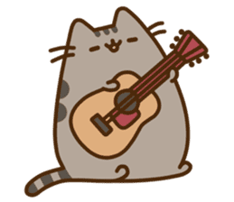Pusheen the Cat sticker #637247