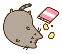 Pusheen the Cat sticker #637252
