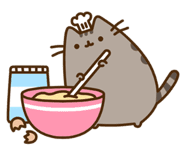 Pusheen the Cat sticker #637255